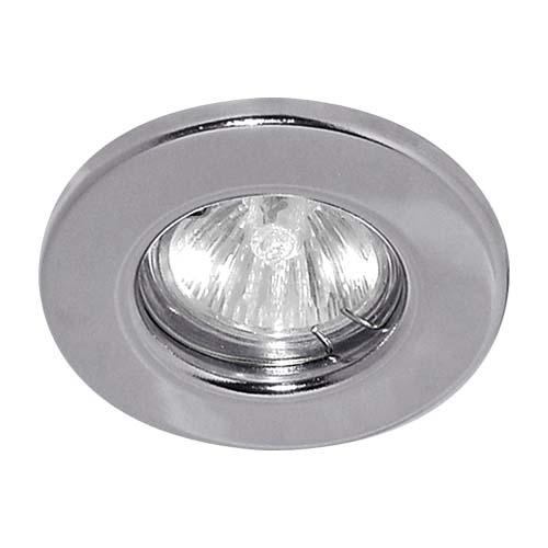 Фото -Встраиваемый светильник Feron DL1 серебро 15111