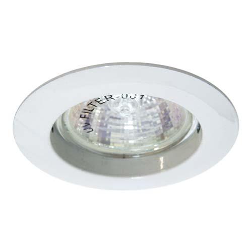 Фото -Встраиваемый светильник Feron DL307 белый 15009