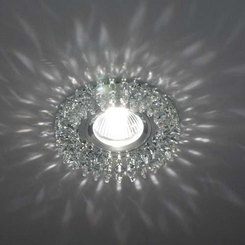 Фото -Встраиваемый светильник Feron CD2540 прозрачный прозрачный 18925