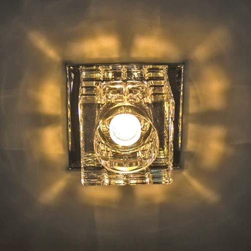 Фото -Встраиваемый светильник Feron JD106 COB 10W 27818