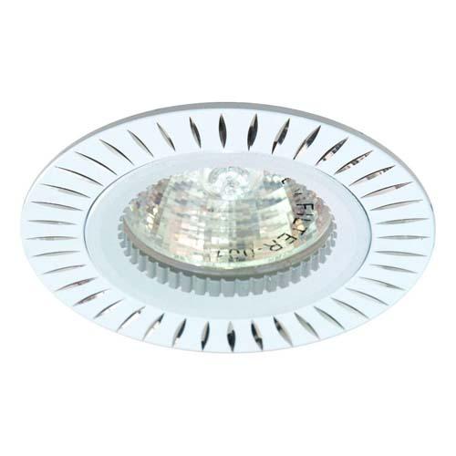Фото -Встраиваемый светильник Feron GS-M394 белый 28342