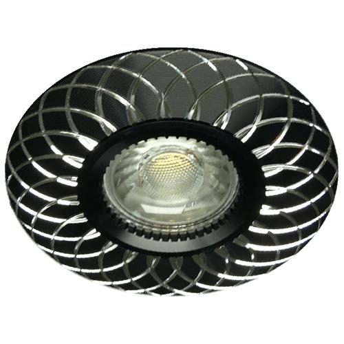 Фото -Встраиваемый светильник Feron GS-M888 черный 28828