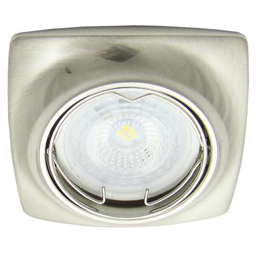 Фото -Встраиваемый светильник Feron DL6045 титан 30126